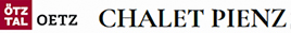 chalet pienz chalet oetztal logo